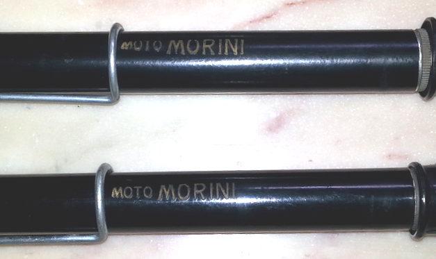 Moto Morini pompe gonfiaggio ruote