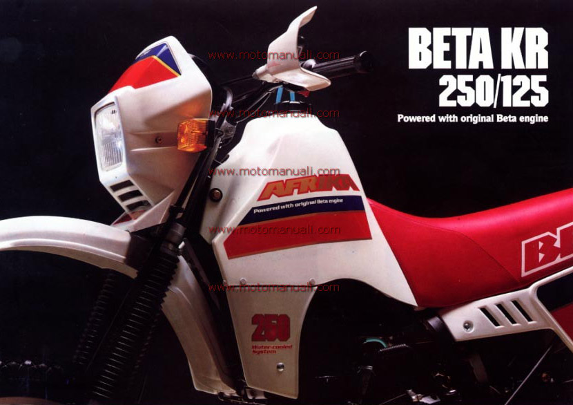 BETA KR 250/125